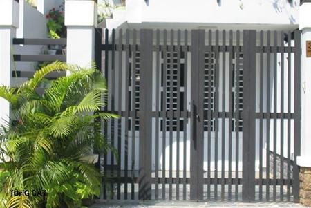 cổng sắt | cong sat