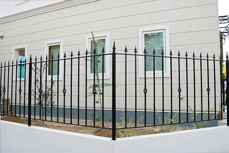 hàng rào sắt | hang rao sat