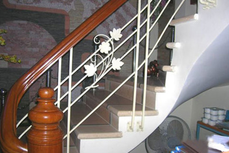 làm tay vịn cầu thang | lam tay vin cau thang