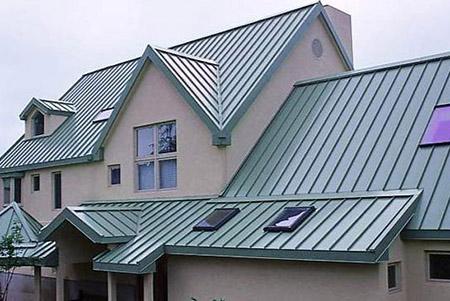 làm mái tôn chống nóng
