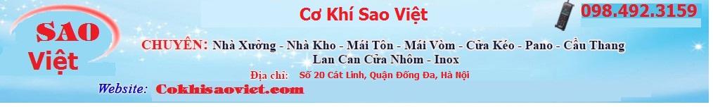 Cơ Khí Sao Việt